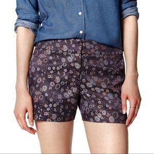 Ann Taylor Loft Botanic Riviera Shorts Size 4